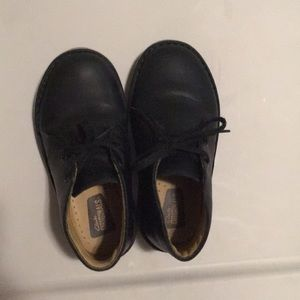 Toddler Clark's boots 9 1/2 w